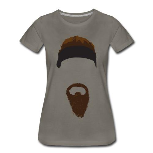 Rycon Face Women's Premium Tee - Women's Premium T-Shirt