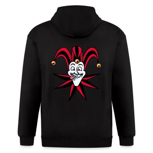 Jester Zip Up Hoodie - Men's Zip Hoodie