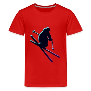 SKI~ - Kids' Premium T-Shirt