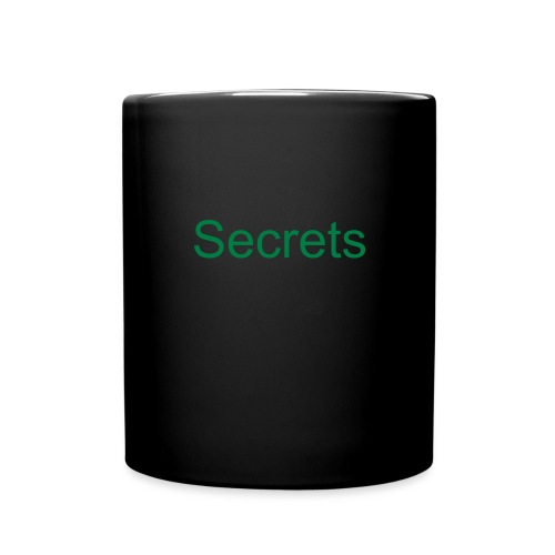 Secrets mug - Full Color Mug