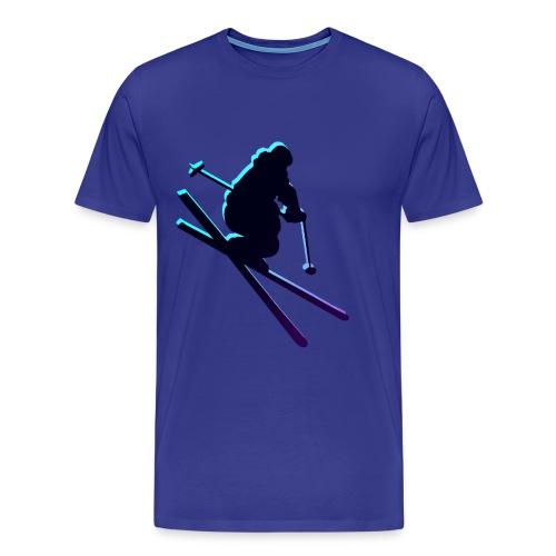SKI~ - Men's Premium T-Shirt