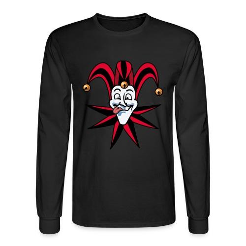 jester long sleeve shirt - Men's Long Sleeve T-Shirt