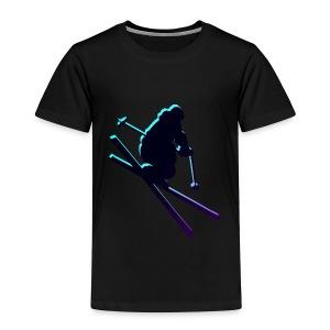 SKI~ - Toddler Premium T-Shirt