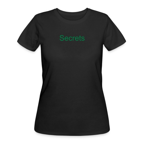 Women's Secrets t-shirt - Women's 50/50 T-Shirt