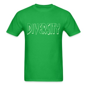 Diversity (Outline) - Men's T-Shirt