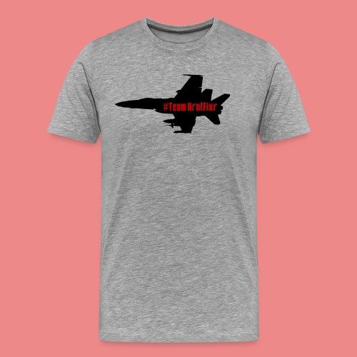 #Team Hrntfixr - Men's Premium T-Shirt