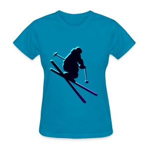 SKI~ - Women's T-Shirt