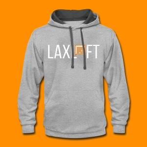 Laxloft Hoodie - Contrast Hoodie