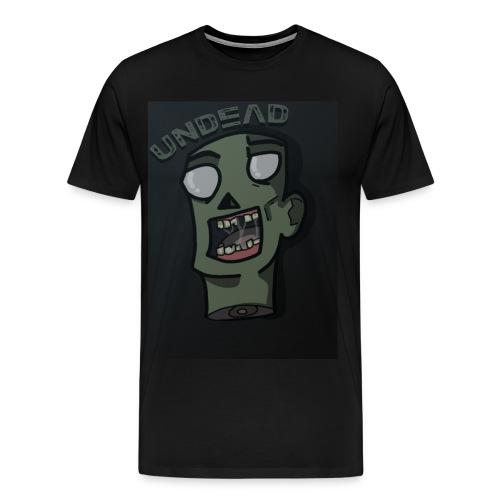 Undead - Men's Premium T-Shirt