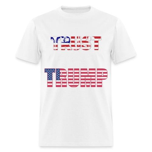 Trump - Trust - Men's T-Shirt