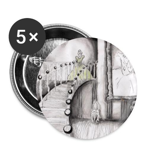 Ballroom - Big Pin - Large Buttons