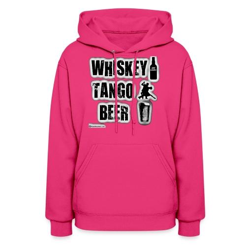 Whiskey Tango Beer Women's Hoodie - Women's Hoodie
