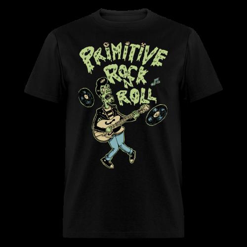 Primitive Rock N Roll Men's T-Shirt - Men's T-Shirt