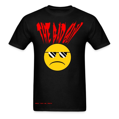 THE BAD GUY (shirt) - Men's T-Shirt