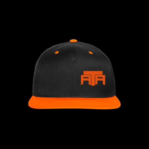 Pumpkin Spice #1 - Snap-back Baseball Cap