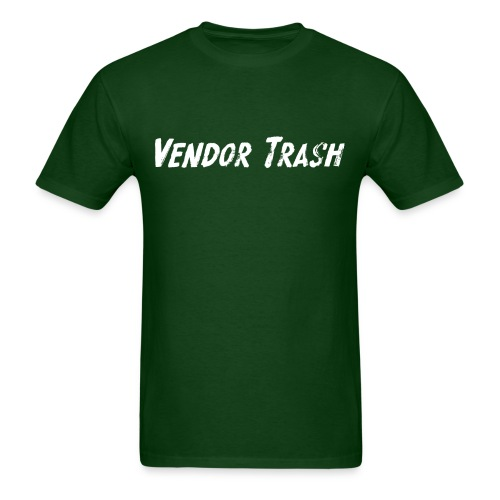 Vendor Trash - Men's T-Shirt