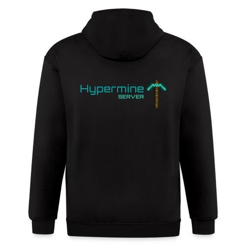 Men's Hypermine Zip up hoodie - Men's Zip Hoodie