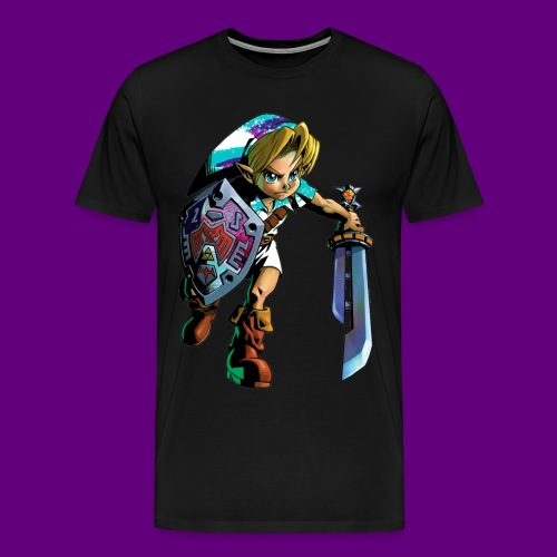 Link Dixie Cup  - Men's Premium T-Shirt