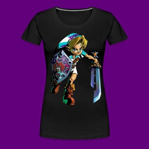 Link Dixie Cup  - Women's Premium T-Shirt