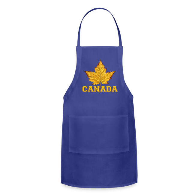 Canada Aprons Canada Flag Souvenir BBQ Aprons