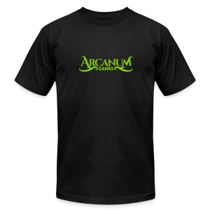 Arcanum Tee - Men's T-Shirt by American Apparel