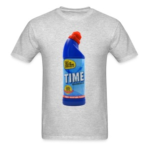 Time Bleach - Unisex T-shirt - Men's T-Shirt