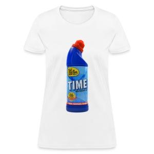 Time Bleach - Women's T-Shirt - Women's T-Shirt