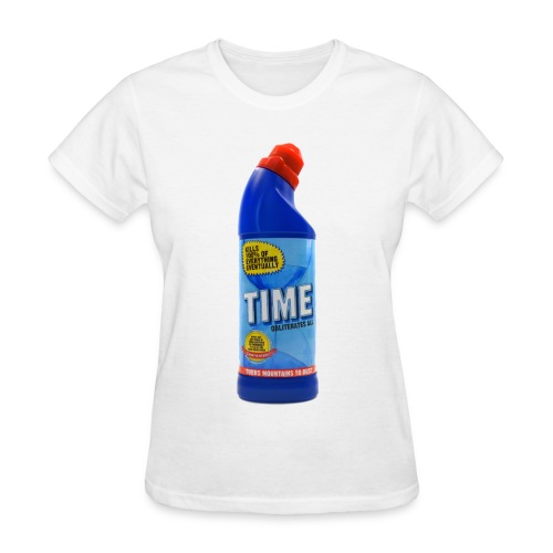 Time Bleach - Women's T-Shirt - Women's T-Shirt