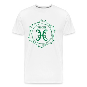 ZODIAC PISCES (GUYS) - Men's Premium T-Shirt