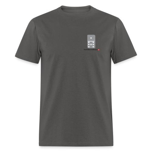 Domino Community Small logo - Men's T-Shirt