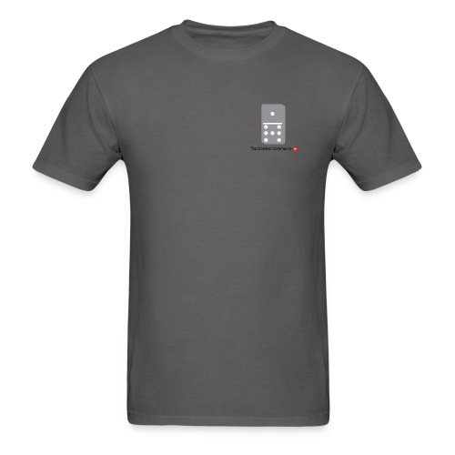 Domino Community Small logo - Men's T-Shirt