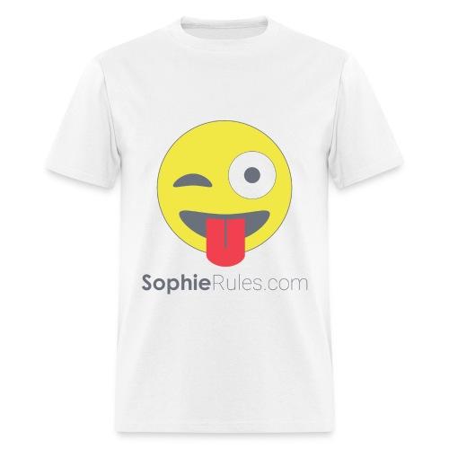 Silly Face Tee - Men's T-Shirt