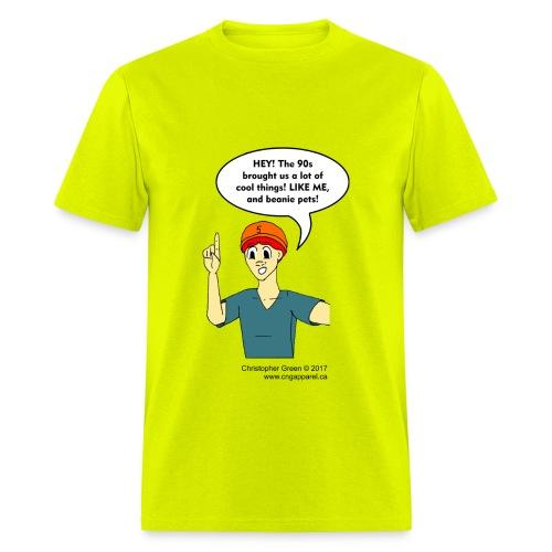 The 90s Were Great (Men's Tee) - Men's T-Shirt