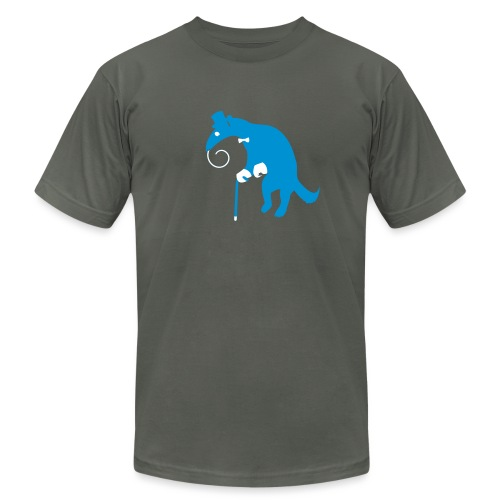 [sir-anteater] - Men's T-Shirt by American Apparel