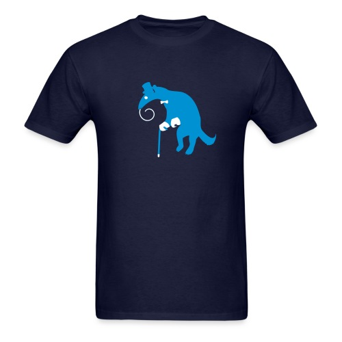 [sir-anteater] - Men's T-Shirt