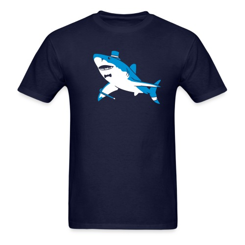 [sir-greatwhite] - Men's T-Shirt