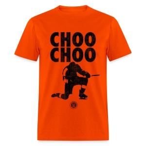 Wayne Simmonds CHOO CHOO - Men's T-Shirt
