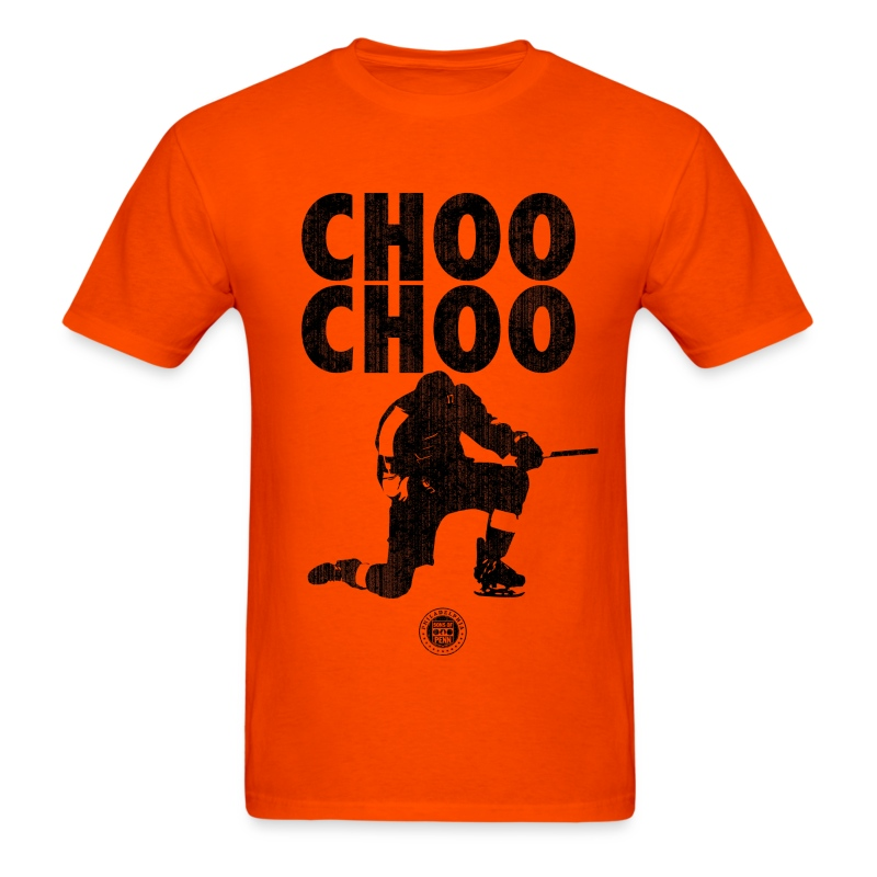 Wayne Simmonds CHOO CHOO - Men's T-Shirt