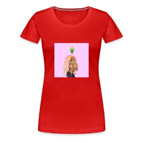 Araeanna Women's Premium T-Shirt - Women's Premium T-Shirt