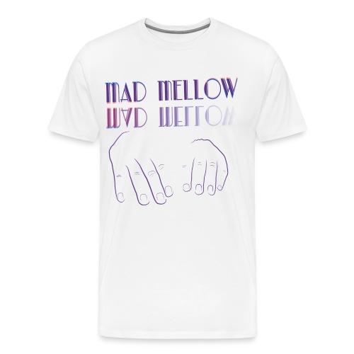 MadMellow Purple Tee - Men's Premium T-Shirt