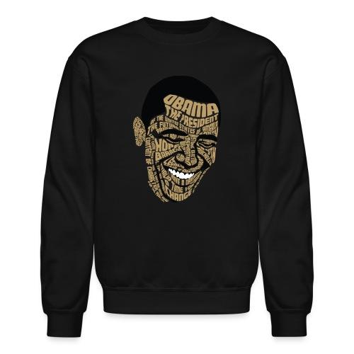 OBAMA Sweatshirt  - Crewneck Sweatshirt