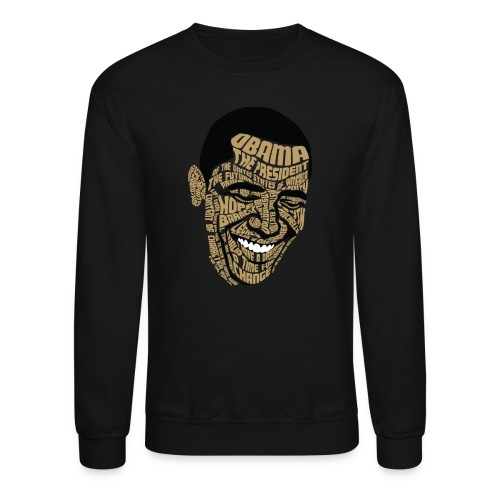 OBAMA Sweatshirt  - Crewneck Sweatshirt