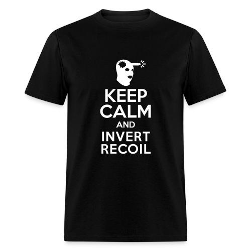 Counterstrike T-shirt Invert Recoil Cyka Blyat - Men's T-Shirt