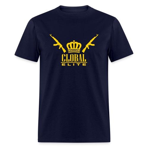 Counterstrike T-shirt Global Elite Cyka Blyat - Men's T-Shirt