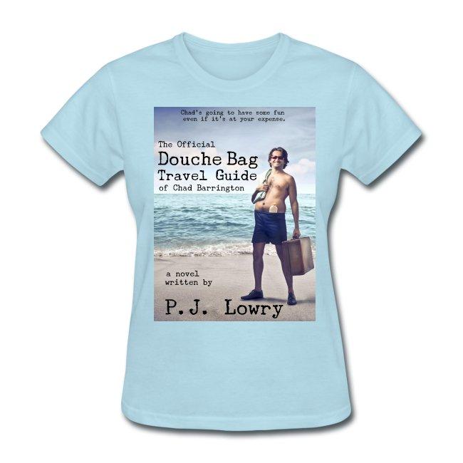Chad Barrington Women's t-shirt