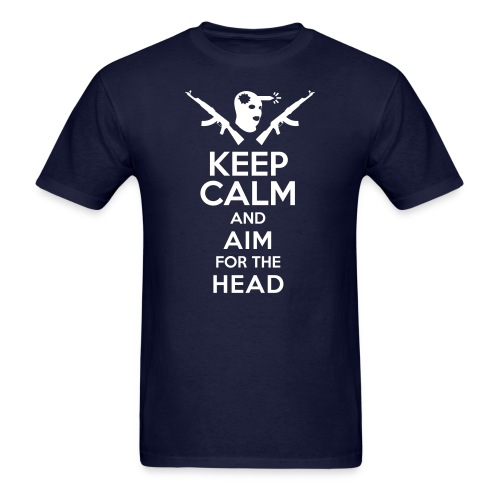 Counterstrike T-shirtHead-shot Cyka Blyat - Men's T-Shirt