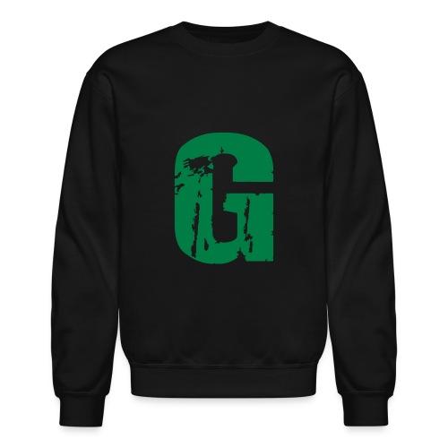 Green Crew - Crewneck Sweatshirt