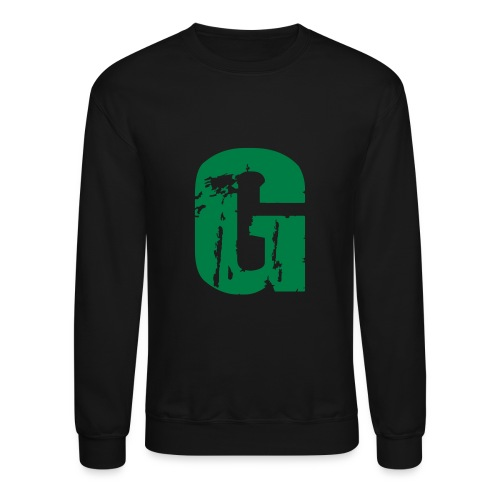 Green Crew - Crewneck Sweatshirt