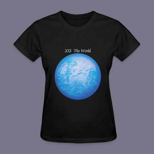 The World Women's Tee - Women's T-Shirt