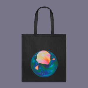Molten Planet Tote Bag - Tote Bag